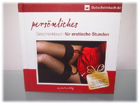 Geschenkbuch für erotische Stunden zu gewinnen