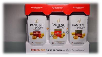 Pantene Pro-V -  Proben zum Verteilen