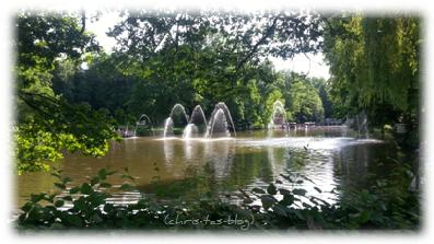 Parkanlage Schloss Thurn