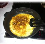 Pfannkuchen in Gastrolux-Pfanne