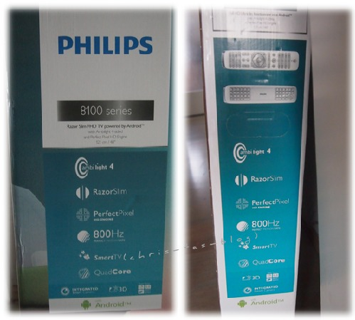Philips 8100 series