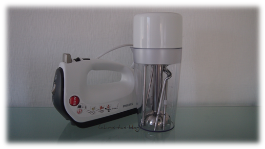 Philips Handmixer HR 1575
