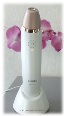Philips VisaCare in Ladestation