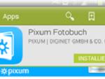 Pixum Fotobuch App im Test