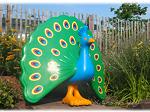Playmobil Pfau im Playmobil Funpark