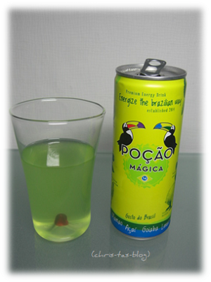 Pocao Energize the brazilian way