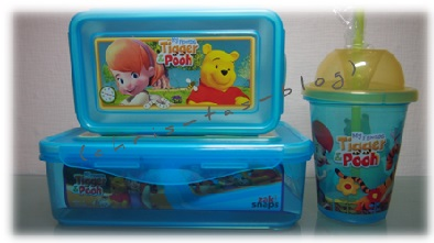 Pooh Set für Kinder zu gewinnen