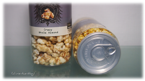 crazy Whole Almond Popcorn