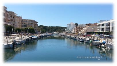 Porto Christo auf Mallorca