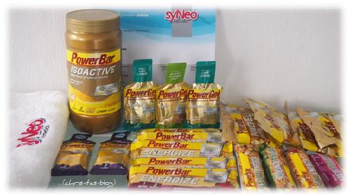 PowerBar Gewinn Produktpaket