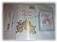 Produktpaket Blogger Newsletter Rossmann Christina Aquilera Woman