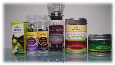 Produktpaket von Herbaria