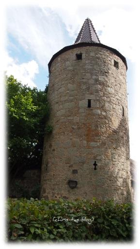 Pulverturm in Neustadt a.d. Aisch