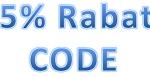 Rabattcode für meine Leser