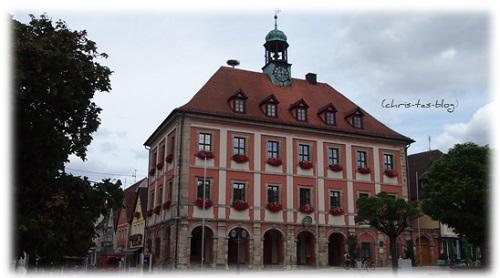 Rathaus Neustadt a.d. Aisch