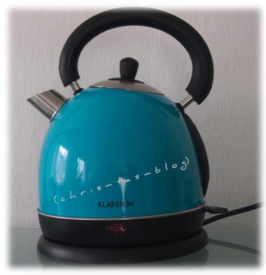 Retro-Wasserkocher Klarstein