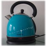 Wasserkocher im Retro-Style für meine Küche