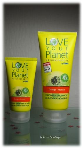 Rossmann Produkttester Love your Planet Naturkosmetik