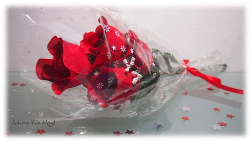 Rote Rosen für mich