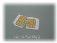 SIM-Karten für Smartphone