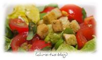 Salat mit Knorr Salatkrönung