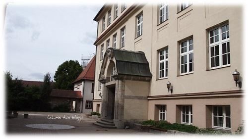 Schule Neues Schloss Neustadt Aisch