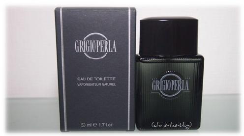 Parfum Grigio Perla
