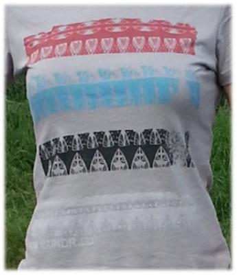 Shirt Inka 4 Stripes
