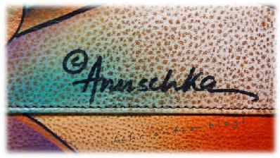 Signatur Anuschka Tasche