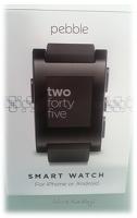 Smartwatch Pebble im Test