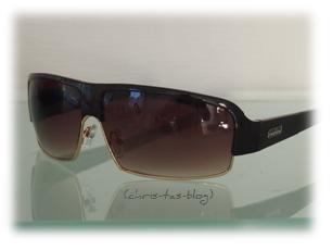 Sonnenbrille Corona braun
