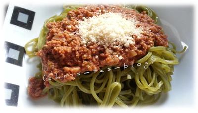 Spaghetti Bolognese aus dem #krupsprepandcook