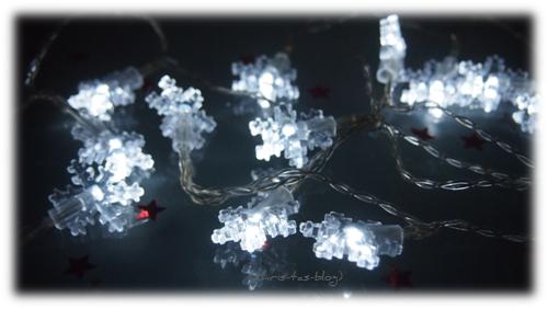 Sternen LED Lichterkette
