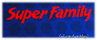 Super Family Fotodecke