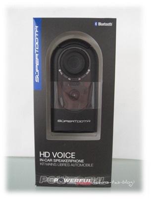 Supertooth HD Voice Freisprecheinrichtung