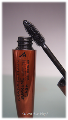 Supreme Lash Mascara von Manhattan