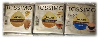 Tassimo-spezialitäten
