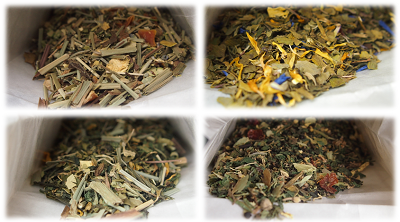 Tee-Mischungen im Detail
