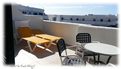 Terrasse Club Martha´s Cala D´Or Mallorca
