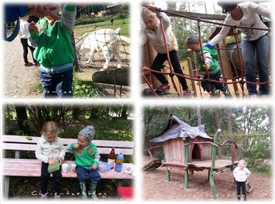 Toller Tag im Tierpark Sommerhausen