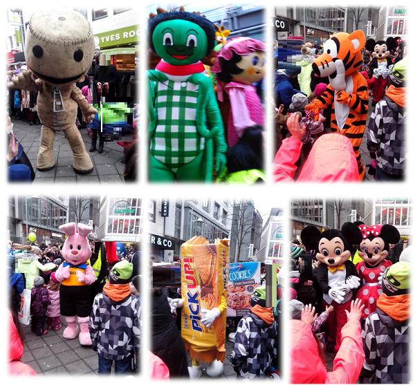 Toon Walk Parade 2015 Nürnberg