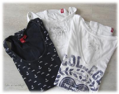 Top und Shirt von Esprit