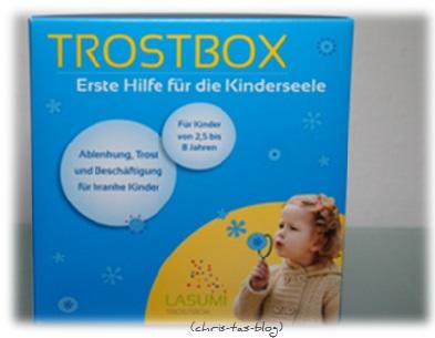 Trostbox - Erste Hilfe für die Kinderseele