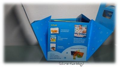 Trostbox mit Spielen für Kinder