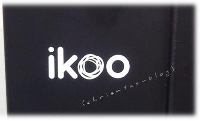 ikoo brush in Metall-Box