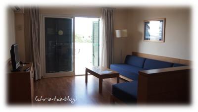 Unser Appartement im Club Martha´s Mallorca