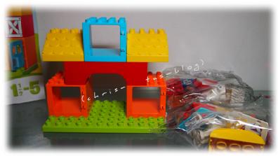 Unser Lego® Duplo® Produktpaket traf ein