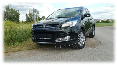 Unser neues Auto - Ford Kuga