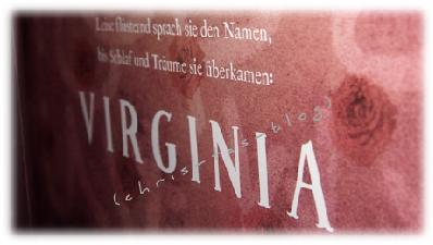 Virginia hat ihren Namen wiedergefunden