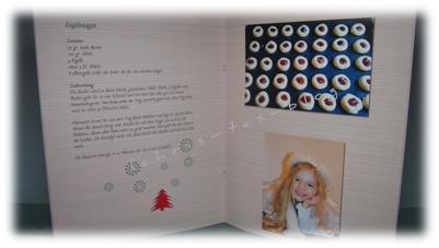 Virginia im Pixum Weihnachts-Fotobuch